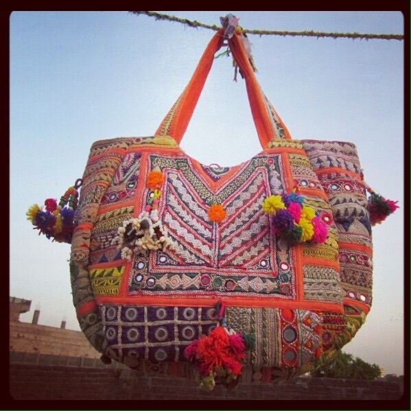 Most Popular Indian Ladies Vintage Banjara Handbag Gypsy