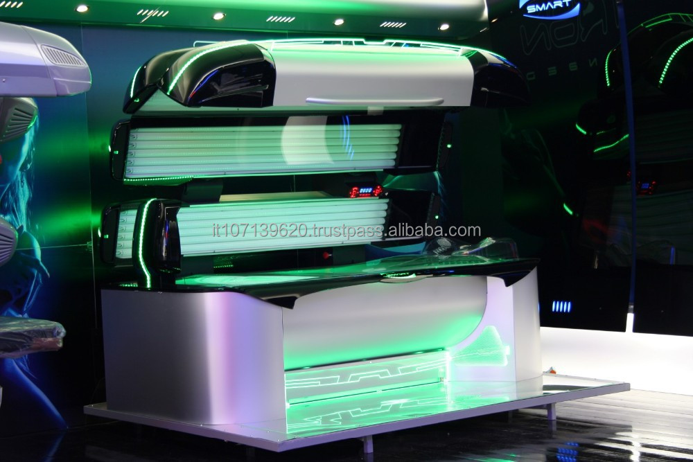 Tanning bed TRON made in ITALY solarium sunbed High Performance