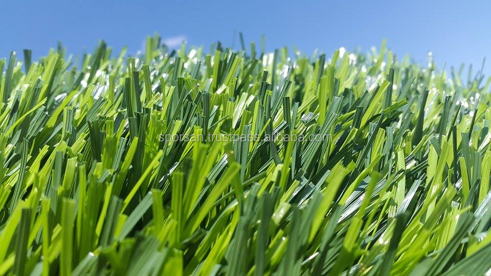 ARTIFICIAL TURF SPINE GRASS FOR FOOTBALL PITCHES
