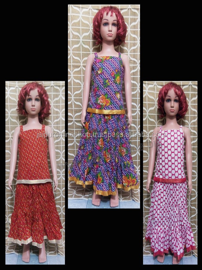 Wholesale Discounted Price on Designer Skirts for Girl's