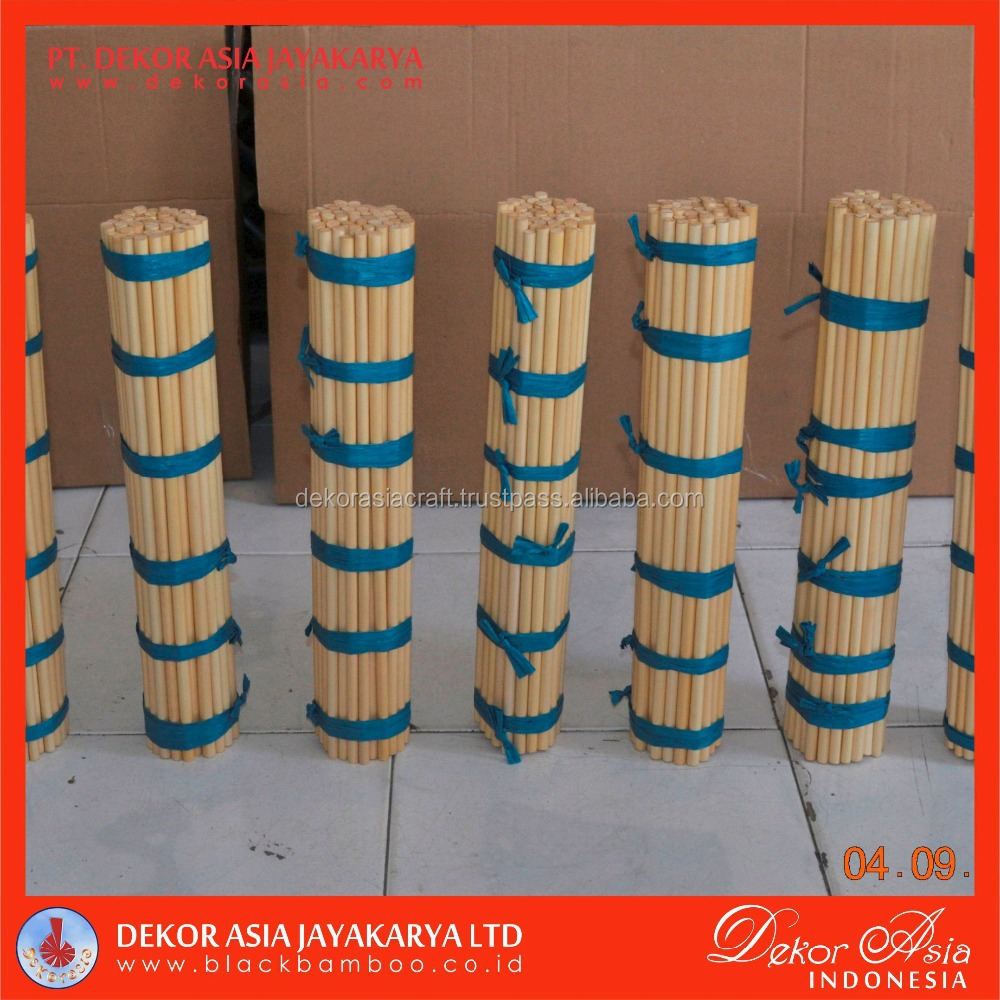 Rattan Percussion Mallets for Drums Sticks
