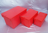 Ice Box, Roto Molded Thermal Insulated Ice Box, Fish Box