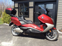 USED MOTOR BIKES - SCOOTER C650 GT (10067)
