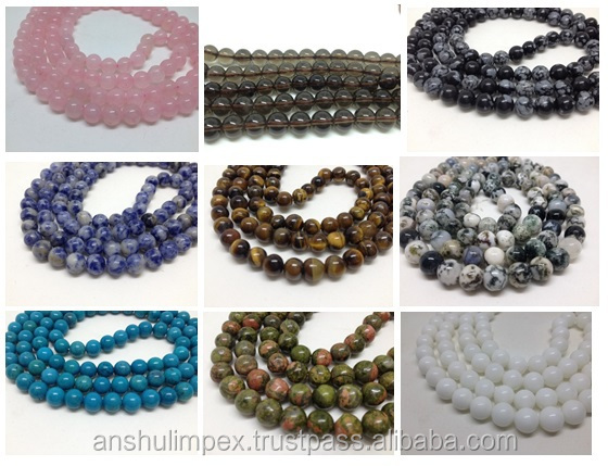 Natural Turquoise Eye Loose Beads Semi Precious Stone Beads Turquoise Beads