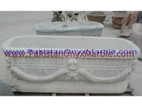 MODERN DESIGN MARBLE BATH TUBS