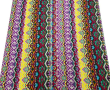 Abstract Printed 100% Cotton Fabric 42 Wide Crafting Dress Material By The Yard FBC4874