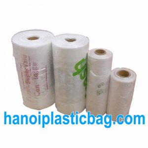 micro-perforrated plastic bag for vegetable, cheap price, made in Vietnam