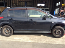 SECOND HAND CARS FOR SALE FOR NISSAN TIIDA DBA-C11 2006 AT EXPORT FROM JAPAN