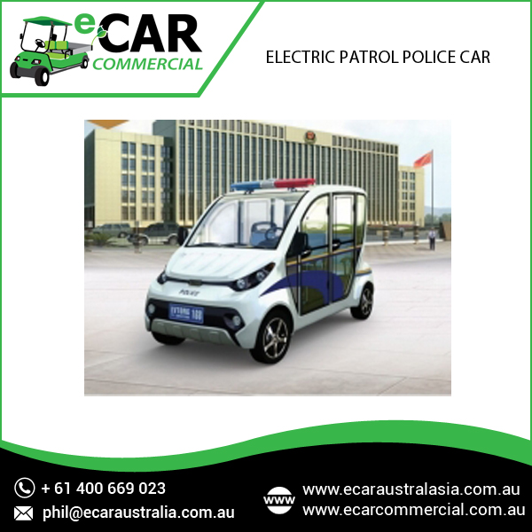 Ecar - 4 Person Electric Car Battery Engine Sale(LT-S4.Paf )