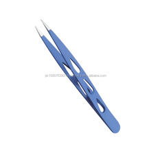 Eyebrow tweezers/ Slanted tip tweezers/ Cosmetic tweezers/ Professional eyebrow tweezers/ Eyelash