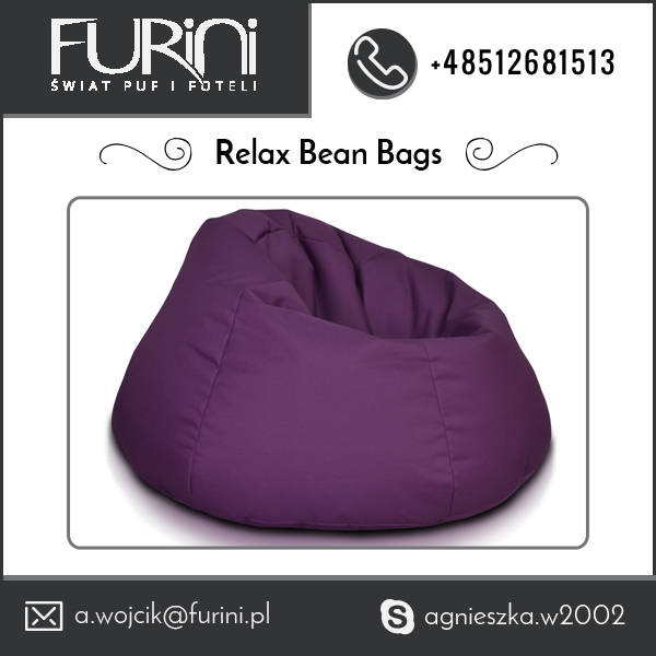 Best Quality Relax Bean Bag - Best Prices On Furniture Products