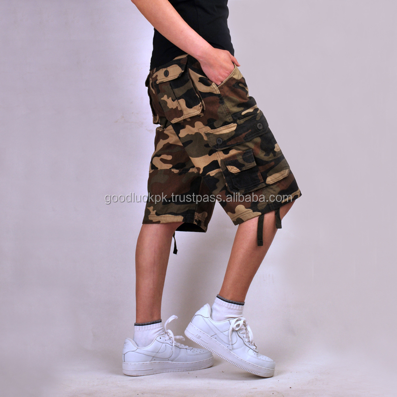 bermuda shorts - custom design men's bermuda camo cargo Short - bermuda short