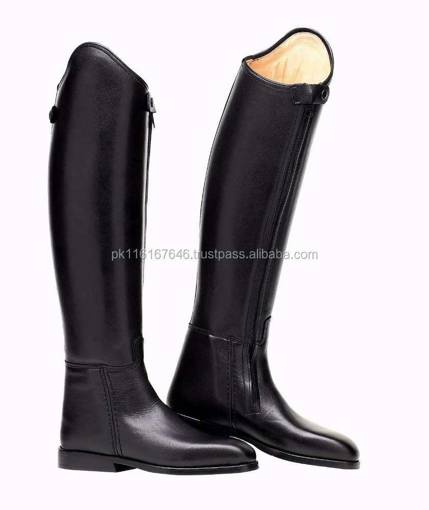 New Horse Riding Dressage Boots - 6 Large Short or 7 Large Short-Equestrian -Horse Equipments -Horse Riding Gears