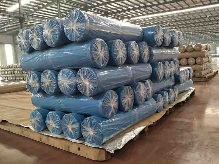 high density polyethylene outdoor shade fabric
