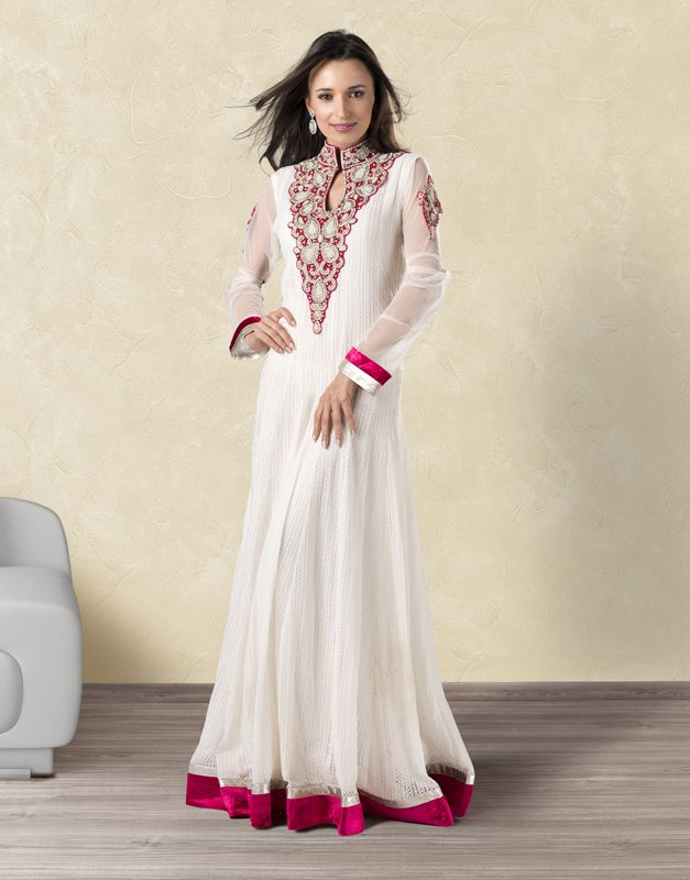New Stylish Embroidered Wedding Gowns