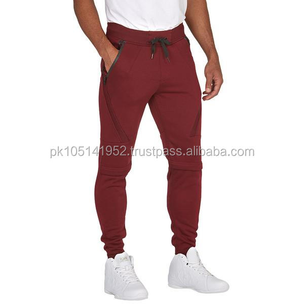 Wholesale Cotton/Polyester Custom Jogger Sweatpants For Women/Men Jogger Pants Size M-2XL Drawstring Waistband Two Pocket