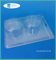 PVC Custom Retail Clamshell Packaging
