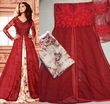 long indian punjabi salwar kameez bandhani salwar kameez designs latest hand work salwar kameez designs