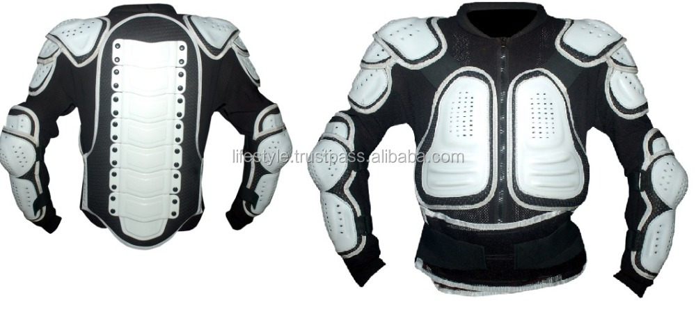 Protection Knee Protectors Elbow Protectors Back Safety motocross body armour