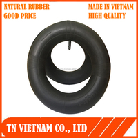 inner tube straight valve vietnam 3.50/400 -8 for wheel barrow inner tube