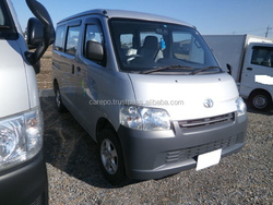 GOOD CONDITION JAPANESE USED TOYOTA TOWNACE VAN ABF-S402M 2013 (LESS MILEAGE)