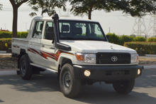 2016 Model Toyota Land Cruiser Double Cab Pickup Diesel 4X4