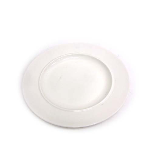 8in White Salad Plate
