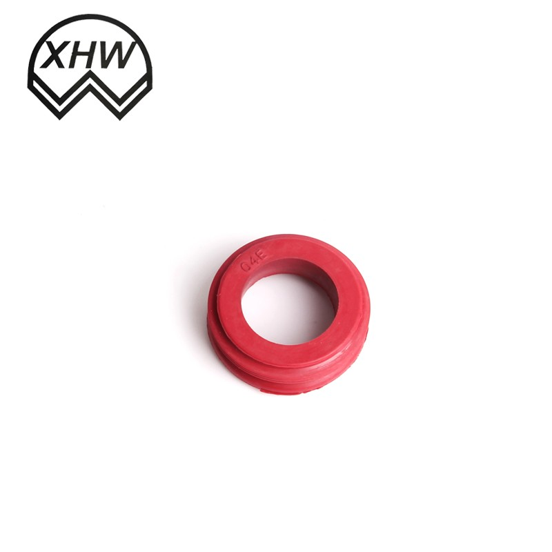 Custom made rubber square grommet customized automotive rubber grommet