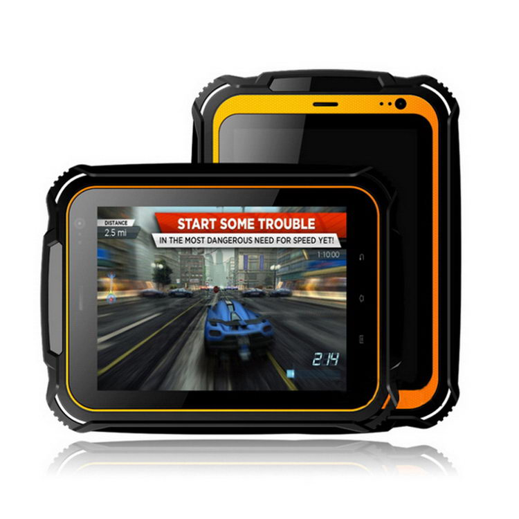 Durable professional rugged tablet pc windows