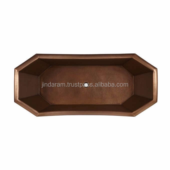 Copper Bath Tub for Bathroom