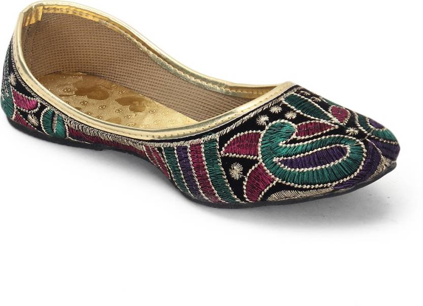 Handmade mojari Juti For Women Indian Craft new indian women juti shoes