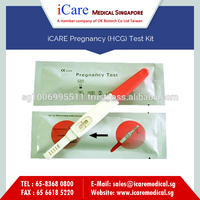 Home Pregnancy (HCG) Test Kit Works on High Levels at Top Rate
