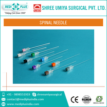 100% Certified Sterlizable Lumbar Puncture Needle Spinal Needle