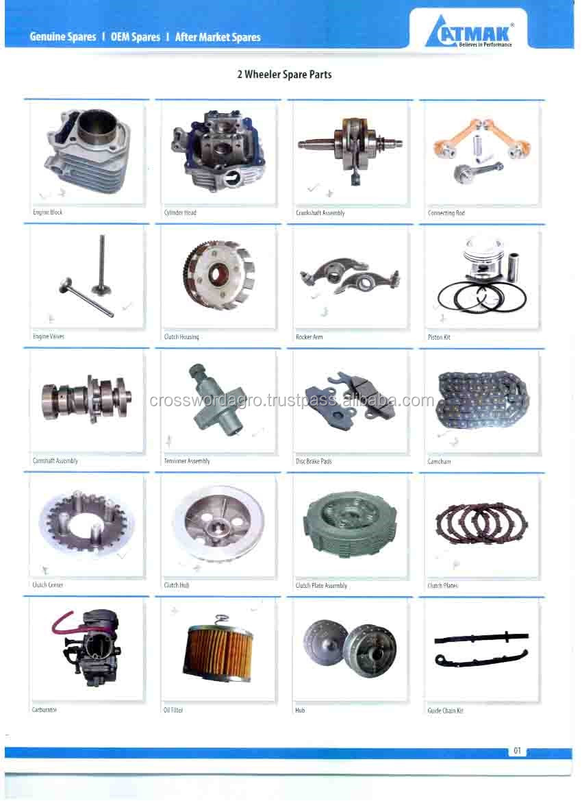 Good Quality Bajaj Pulsar Spare Parts in Nigeria