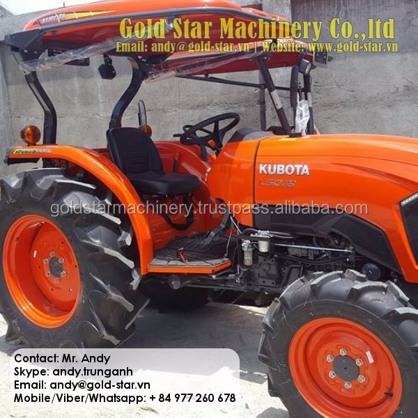 Kubota tractor from thailand L5018