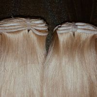 Vietnam Cambodia human pure hair, strong and thick hair natural, thin hair can bleach and dye all colors