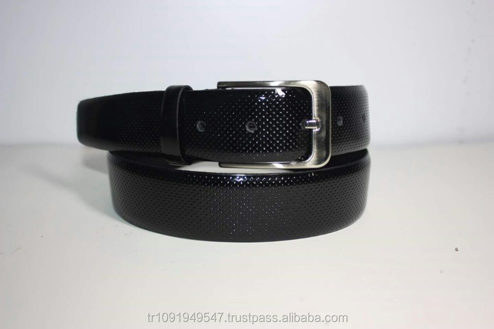 Men Leather Belt From Factory Best Seem Latest Design Made in Turkey