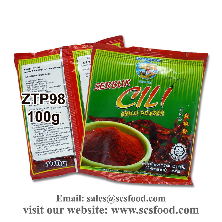 Chilli Powder / Spicy Powder 100g