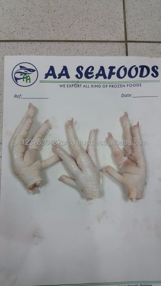 CHICKEN FEET AND PAWS AT GOOD AND AFFORDABLE PRICE