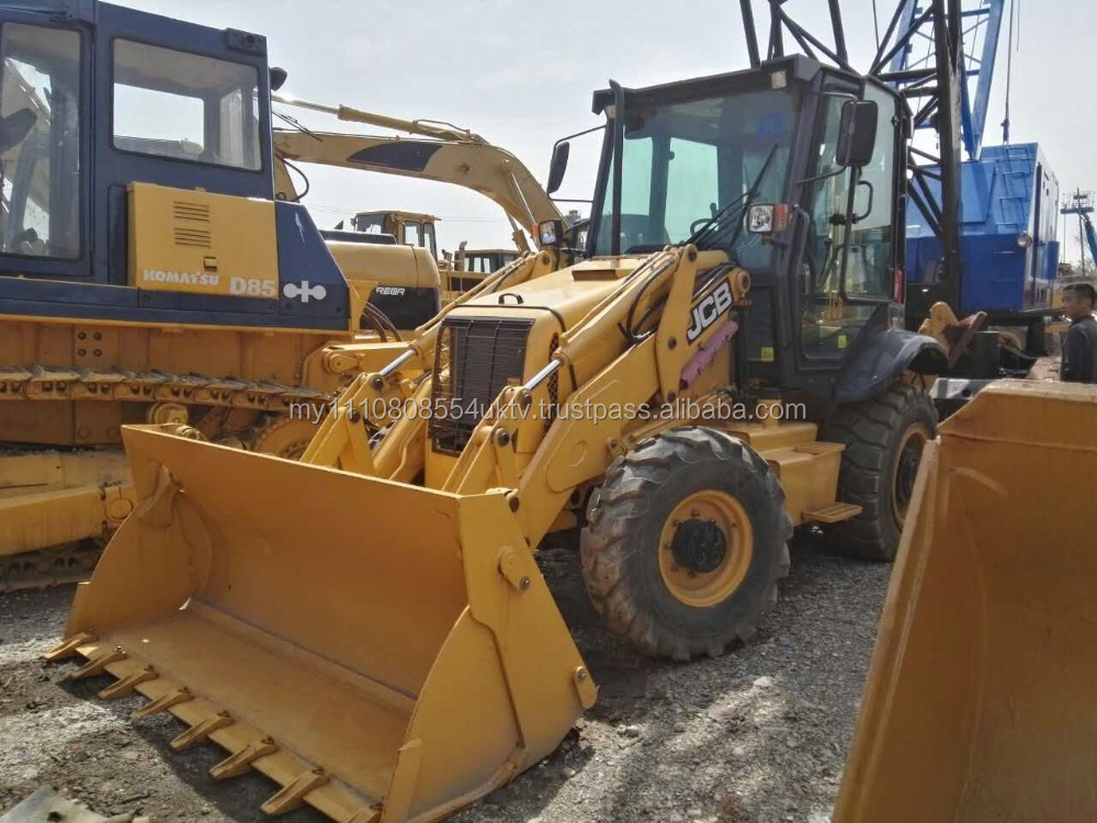 Good Condition best price used JCB 3CX backhoe loader/call 0086--15901613598