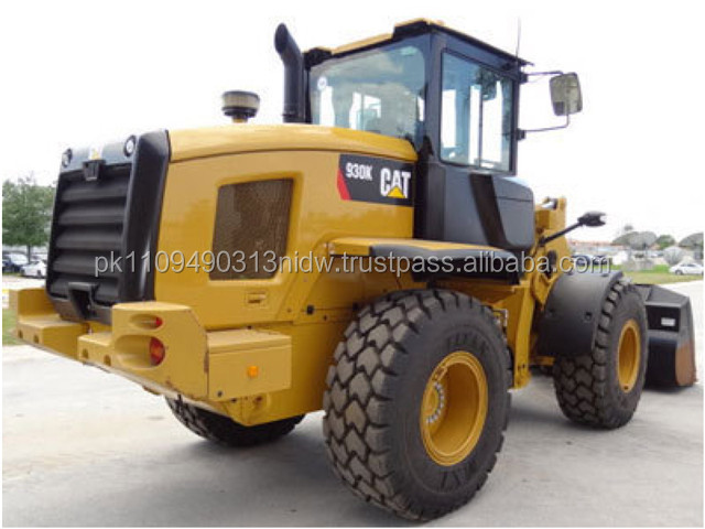 Used CAT 930 Wheel Loader, Used Caterpillar 930K Wheel Loaders for sale