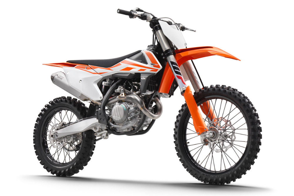 KTM MX 250 SX-F / 350 SX-F 2017 ( 250cc,350cc DIRT BIKE )