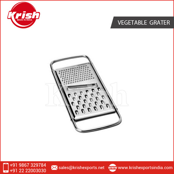 Latest Design 3 Way Vegetable Grater by Leading Manufacturer