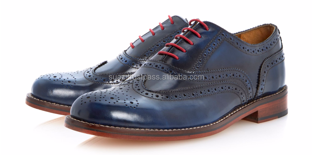 Best Design Good Price Genuine Leather Formal Leader Shoes For Men , genuine leather shoes upper