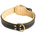Wholesale New Arrival Leather Dog Collar