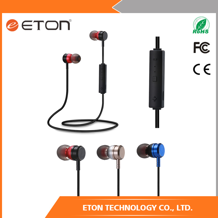 Alibaba online shopping sales neckband sports earphone bluetooth