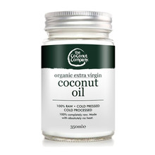 Edible/Non refined ORGANIC VIRGIN OCONUT OIL
