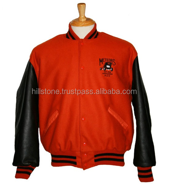 Hillstone Make Your Own Import Ink Varsity Jacket Baseball Jackets Letterman Jackets