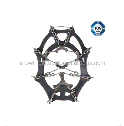 Snowline Chainsen PRO with High stability, Traction system