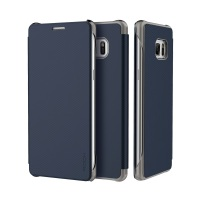 ROCK Flip Leather Case for Samsung Galaxy Note7 , Elegant Leather+ Plastic Hybrid Cover fo Galaxy Note 7/N930